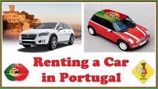 Renting a Car in Portugal