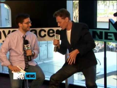 Tom Hiddleston Got Bloody For 'Thor'