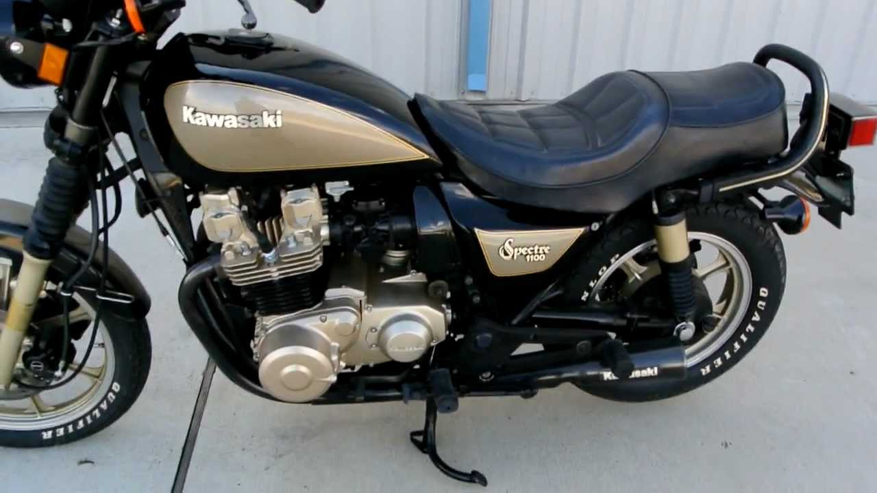 Kawasaki Spectre