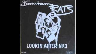 The Boomtown Rats - Barefootin' (Live in Amsterdam) (1977)