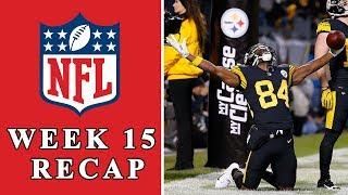 NFL Week 15 Recap: Patriots continue to struggle, Vikings dominate, Cowboys get shutout   NBC Sports