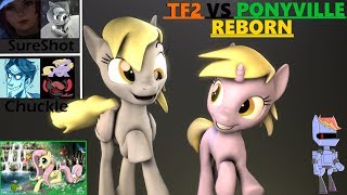 Tf2 Vs PonyVille Reborn (beta) - Dinky Doo [new boss], Players' Themes & few new sounds/music.