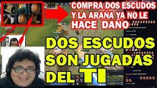 SMASH COMPRA DOBLE ESCUDO HACE RAMPAGE Y VOLTEA EL DOTO | DOTA 2 COSA