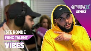 MARONE - DOLLARS | FUNX TALENT: VIBES | 1ste RONDE | JURY: Architrackz en Jayh