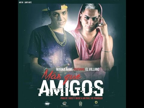 Cumbia de Hoy - el villano ft marka akme preview society music