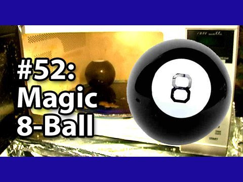 Is It A Good Idea To Microwave A Magic 8 Ball?