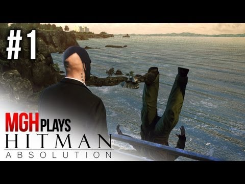 Mgh Plays: Hitman Absolution! - Livestream Highlights (Part 1 of 3)