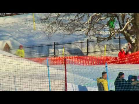 Best crash on TNF Polish Freeskiing Open 2011