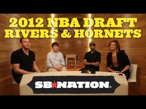 2012 NBA Draft: Austin Rivers &amp; The New Orleans Hornets
