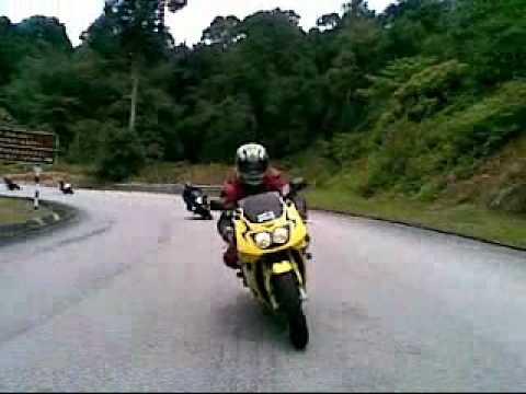 kawasaki zxr250 klawang ride(stage-1)