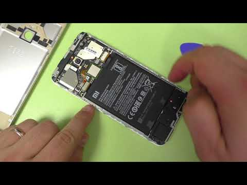 Как разобрать Xiaomi Redmi 5 PLUS ► что внутри Сяоми?