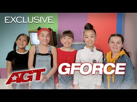 GFORCE Talks About Their Dreams Coming True On AGT! - America's Got Talent 2019