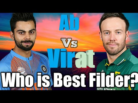 Top 5 Catches of Ab deviliers and Virat kohli