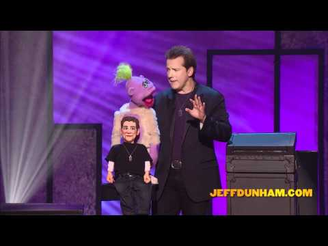 Peanut and Little Jeff - Controlled Chaos - Jeff Dunham