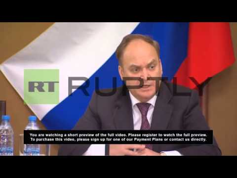 Russia: Snap defence drills held to maintain readiness - deputy defence minister