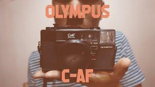 Olympus C-AF Got Me Back Into film Photography