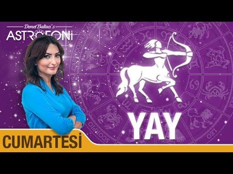 Astroloji - Yay burcu günlük yorumu 14 Kasım 2015