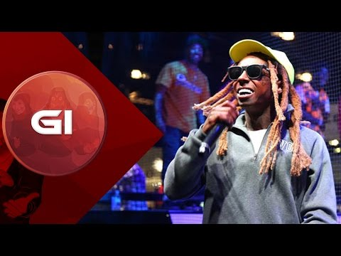 Lil Wayne E3 2016 Performance