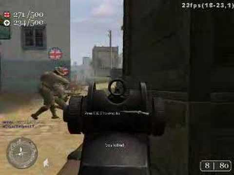 Call Of Duty 2 Multiplayer (CoD2)