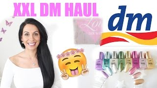 XXL DM HAUL I REVIEW TOP&FLOP I PRODUKTE ROSELLA MIA