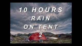 Rain on Tent 2 - Relaxing Nature Sounds 10 Hours & Category rain tent