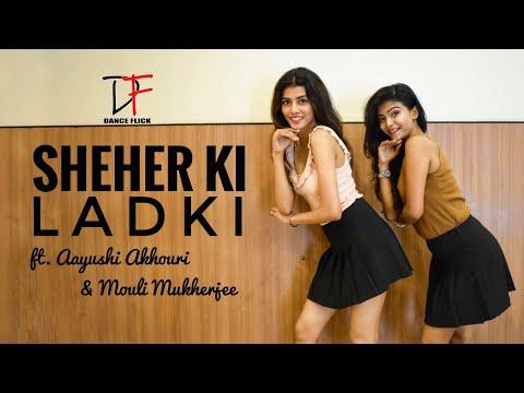 Download Lagu  Sheher ki Ladki - Khandaani Shafakhana   Badshah, Diana Penty, Suniel Shetty, Raveena Tandon Mp3 Free