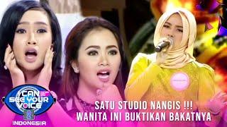 Download Lagu Tidak Dipilih, Tapi Wanita Cantik Berhijab Ini Buat 1 Studio Menangis Pas Nyanyi BUNDA - ICSYV Gratis STAFABAND