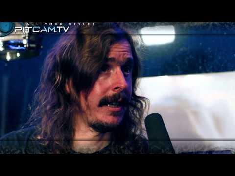 OPETH Interview /w MikaelÃ…kerfeldt @ Wacken Open Air 2012