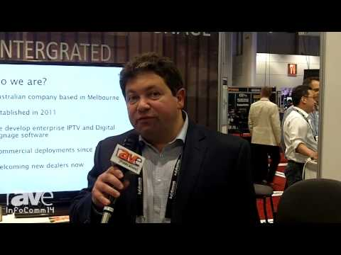 InfoComm 2014: Omniscreen Specializes in Integrated IPTV and Digital Signage Software