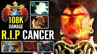 Battle Fury + Mjollnir New Tactic for Ember Spirit dota 2 - W33 Gameplay