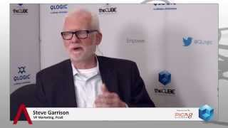 Steve Garrison - Oracle OpenWorld 2014 - theCUBE Studio QLogic