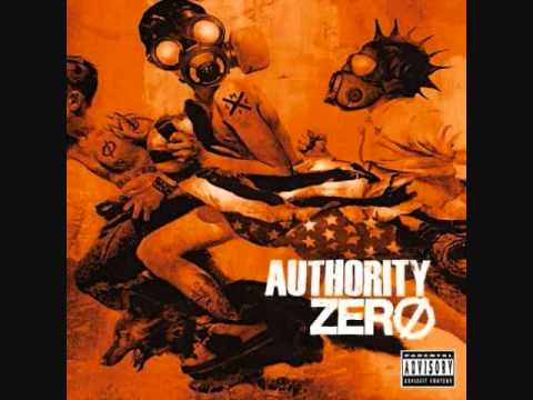 Authority Zero - Painted Windows