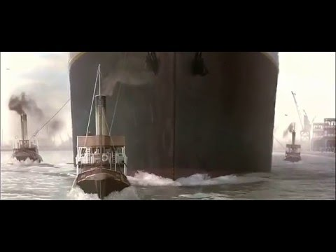 Titanic - 100 Year Later - Real pictures and movie parts - 1912-2012