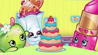 SHOPKINS SHOPVILLE CARTOON SPECIAL NEW COMPILATION | COOKING | Kids Movies | Shopkins Episodes