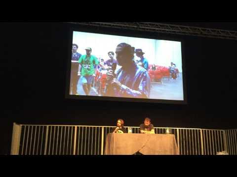 MINECON 2015 Awkward Panel with Geoff & Matt from Achievement Hunter