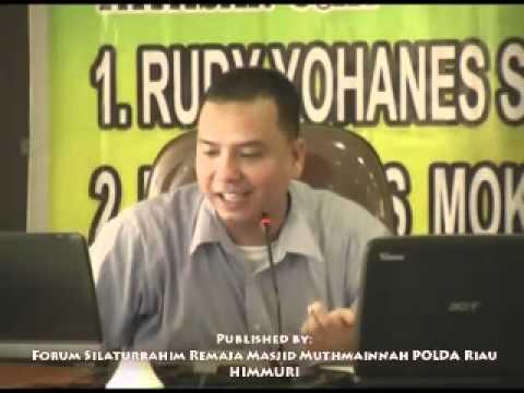 Bagian III - Debat ISLAM VS KRISTEN (Insan LS Mokoginta - Rudy Yohanes)