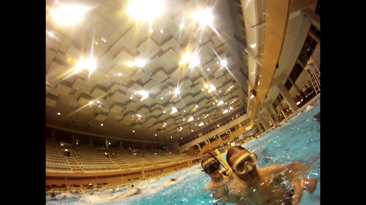 Gopr0135 mp4 cours d 39 apn e la piscine de br quigny for Piscine brequigny