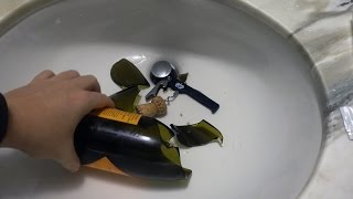 How to Not Open Champagne