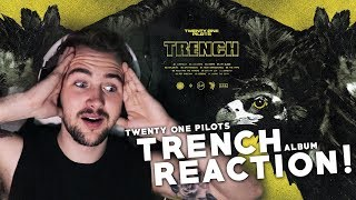 Twenty One Pilots | Trench | Album Reaction!