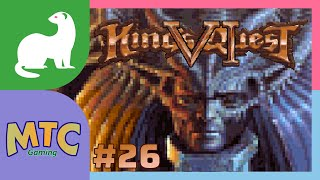 Let's Co-Play King's Quest VI Part 26 — A fireside chat with Death