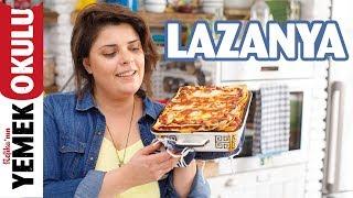 Kek Kalıbında Lazanya Yapmak | Mükemmel Lazanya Tarifi