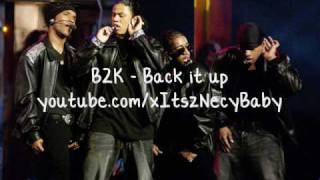Watch B2K Back It Up video