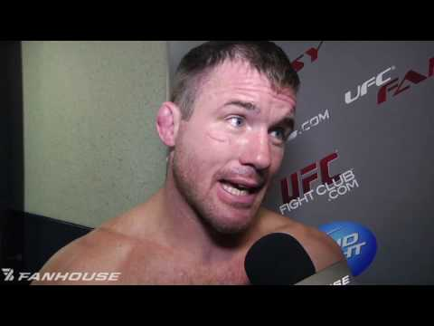 UFC 117: Matt Hughes Isn't Done Yet Video