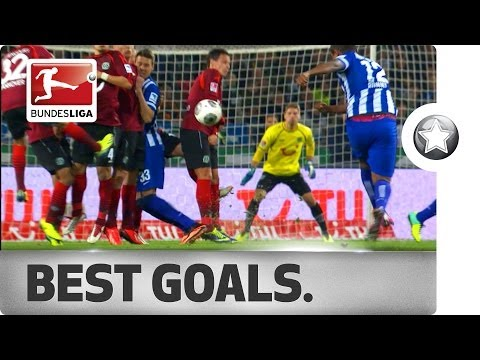 The Best 18 Goals from the 18 Bundesliga Clubs - 2013/14 thumbnail