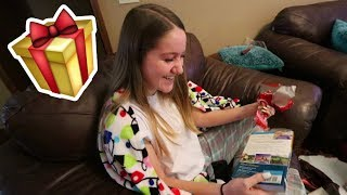 HER HUGE CHRISTMAS SURPRISE!