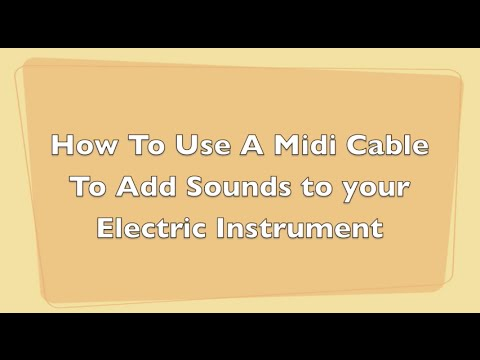 How To Use MIDI On Garageband