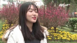 (VTC14)_Du học sinh Hàn Quốc với ngày tết Việt