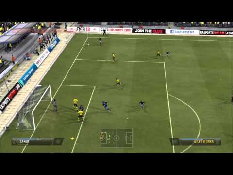 PRO CLUBS W/BRAD,OWEN,RYAN AND LIAM #1 THAT GOAL
