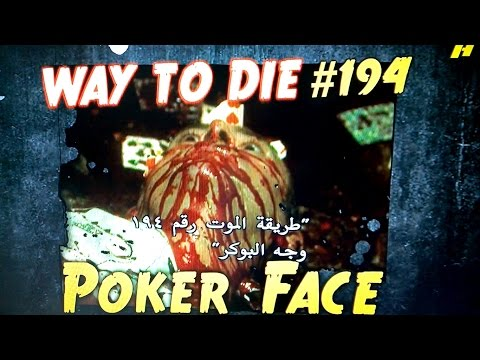 1000 Ways To Die: Poker Face video