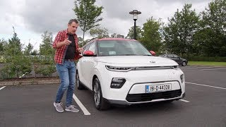 Kia E-Soul 64kw first drive review   Is this the best EV yet?